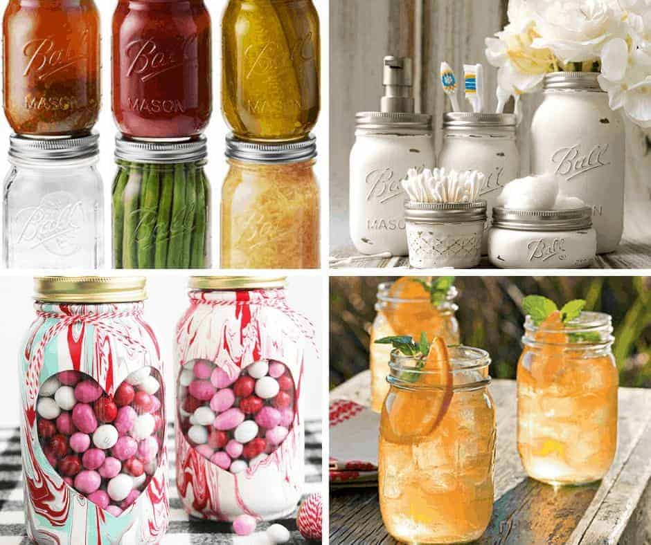 How to get a free 12-pack of mason jars.