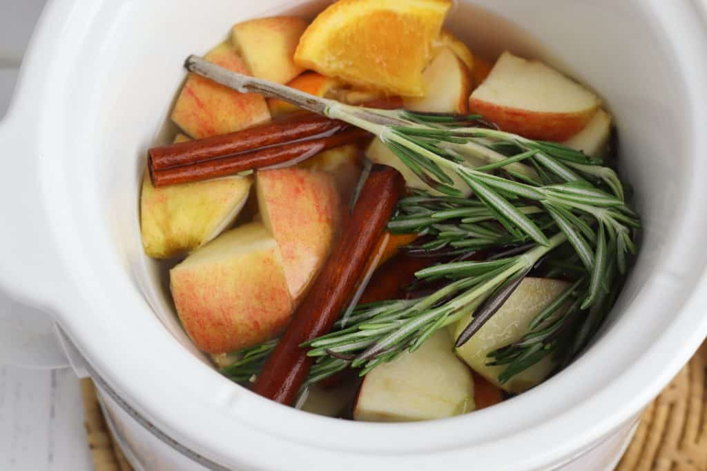 Crockpot Fall Simmer Pot Recipe