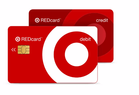 Target REDcard coupon and savings.