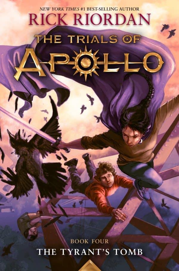 Trials of Apollo $50 Visa Giveaway