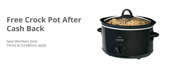How to Get a FREE Crock Pot