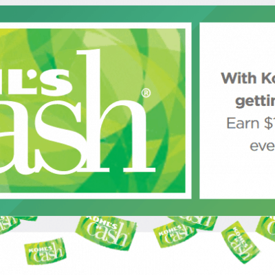 kohls cash program