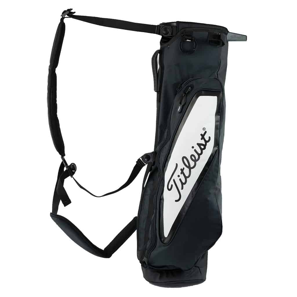 Titleist premium golf carry bag.