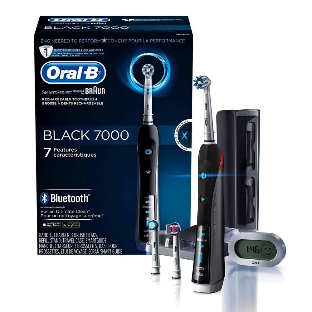 Save money on this Black Friday deal for a new Oral B 7000.