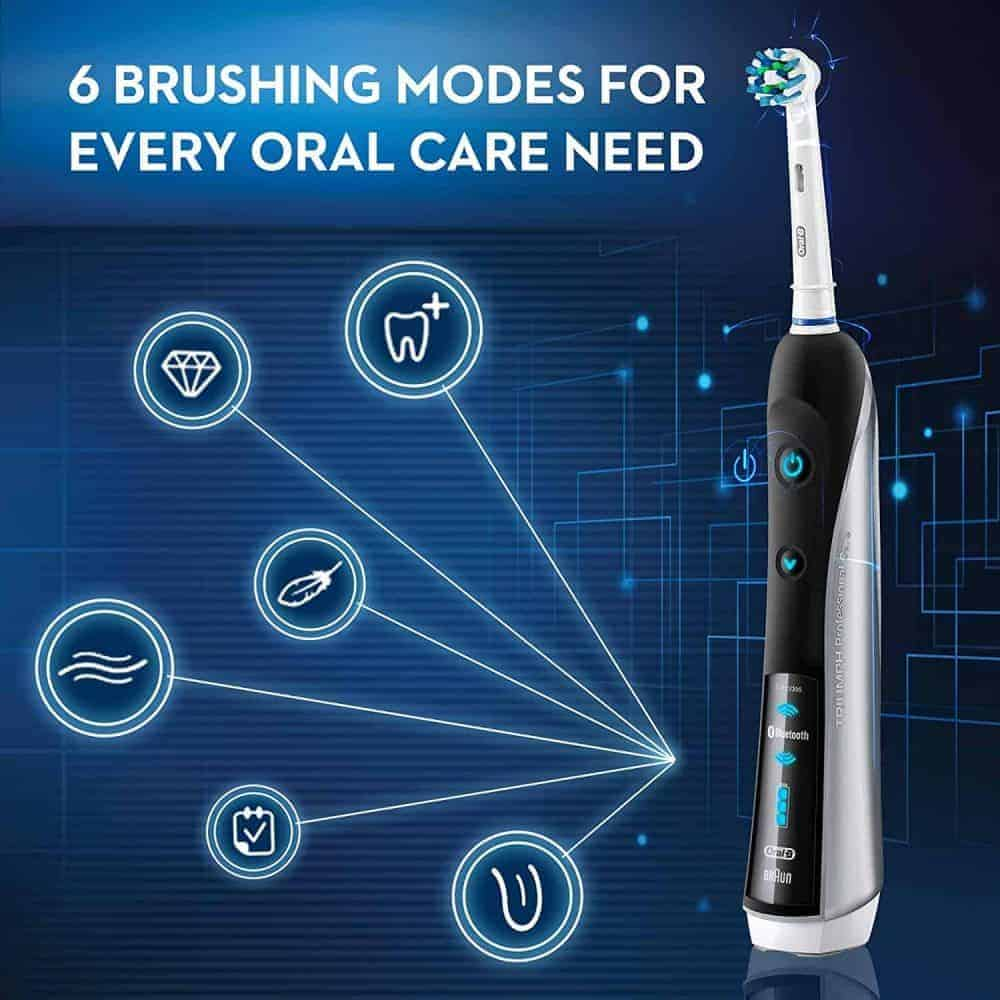 Toothbrush and Oral-B