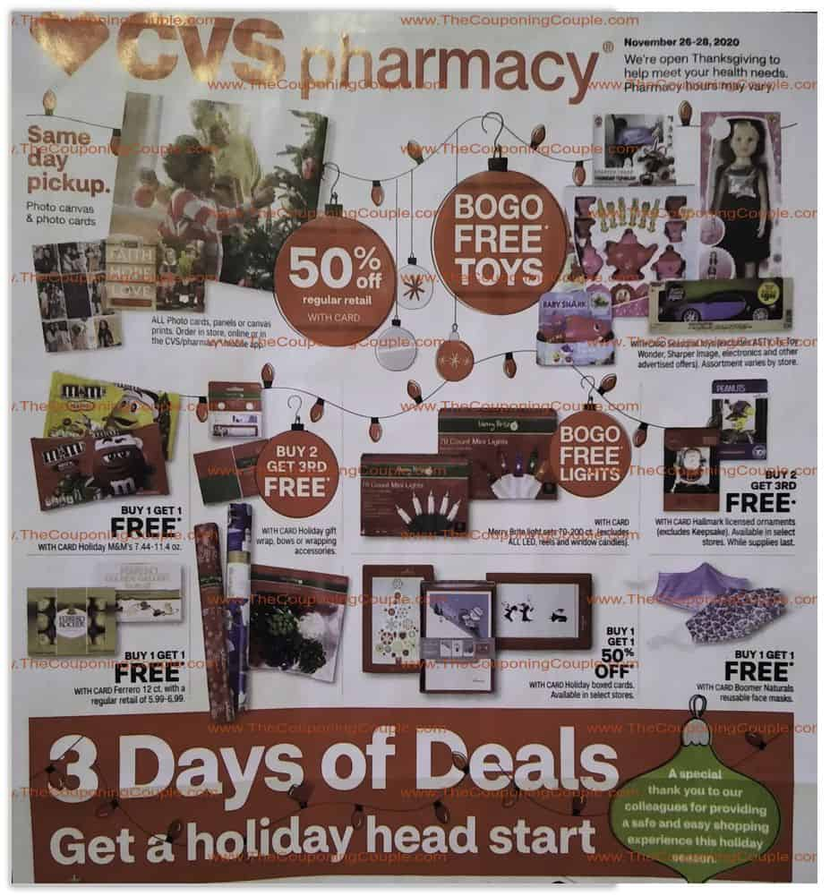 CVS Black Friday Sales ad