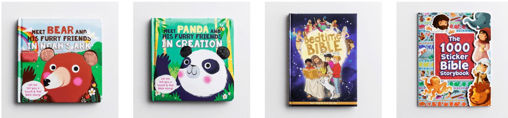 Children\'s board books.