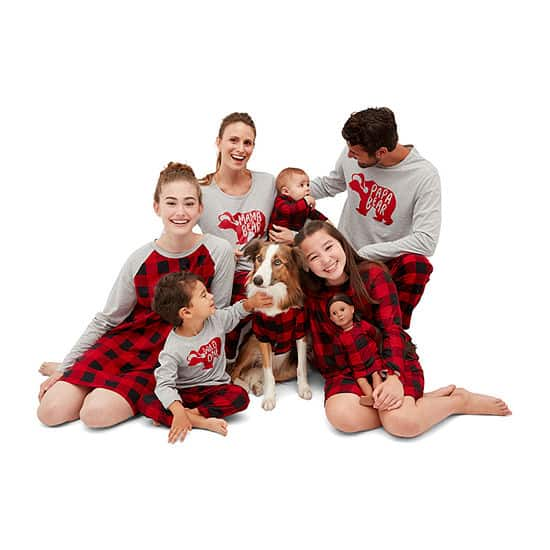 Matching Christmas Pajamas Sale for families