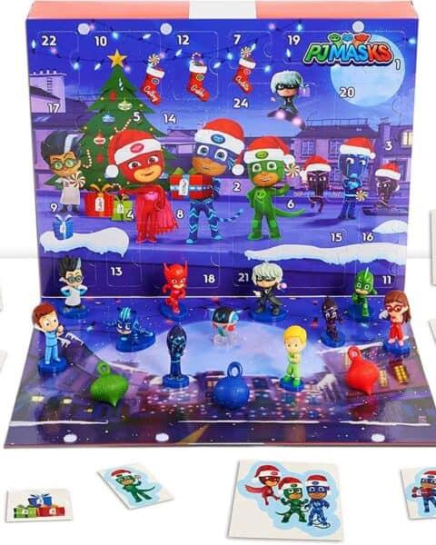 PJ Masks advent calendar.