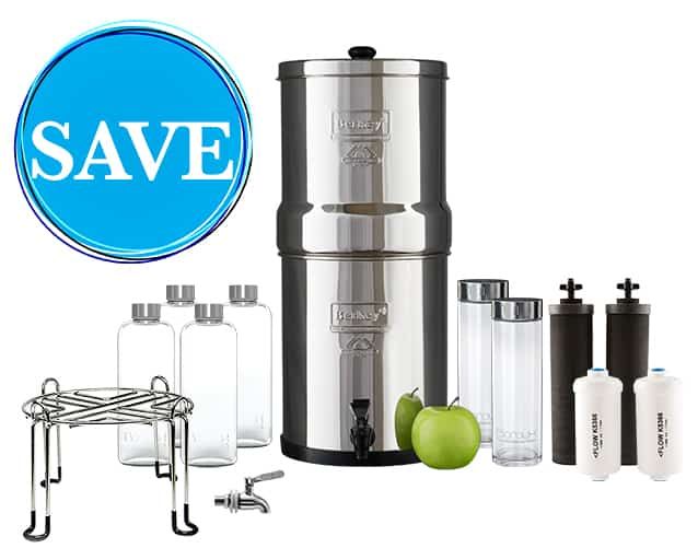 Big Berkey Holiday Bundle