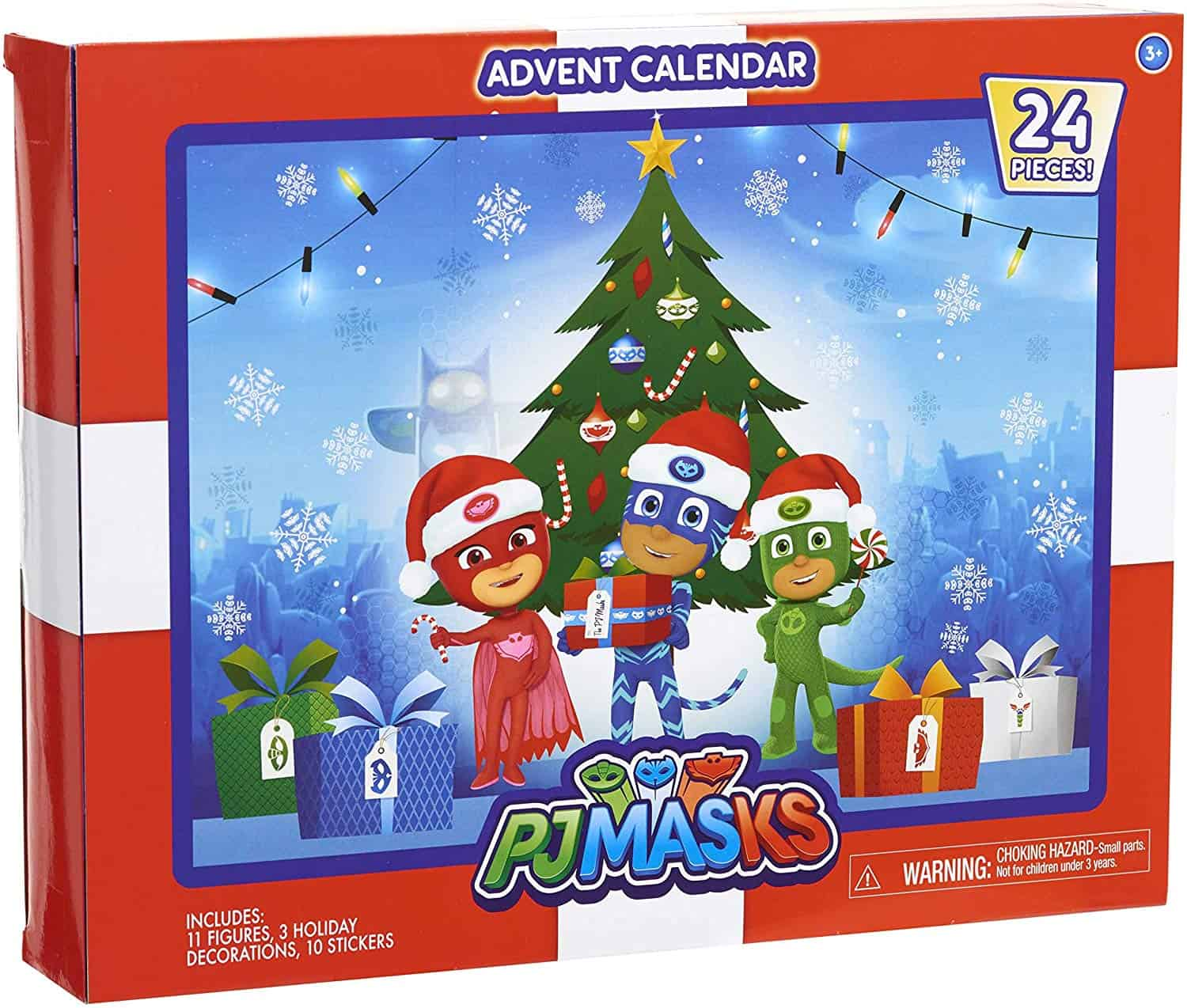 PJ Masks advent calendar on sale.
