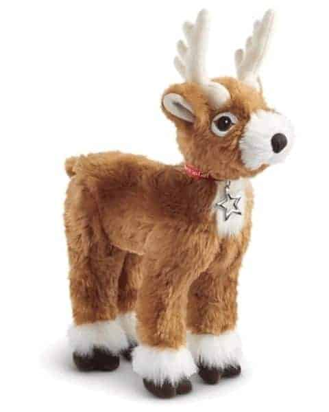 american girl stuffed reindeer