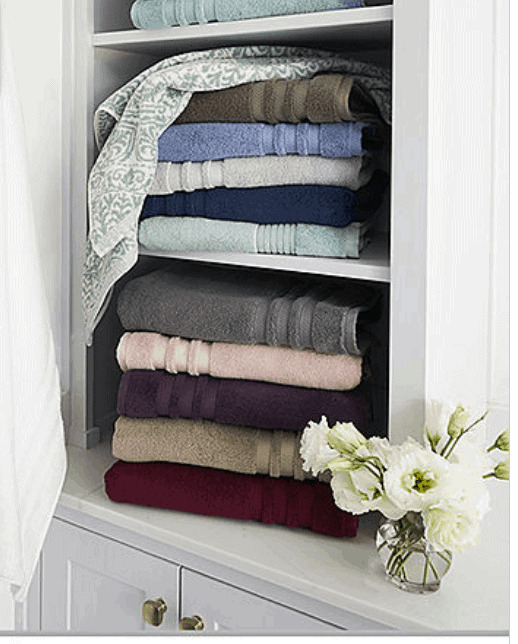 Home expressions bath towels on sale.
