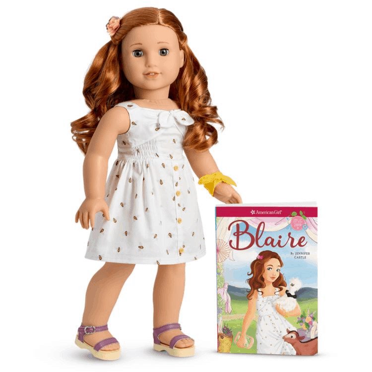 RARE American Girl Coupon Code for Blaire doll.