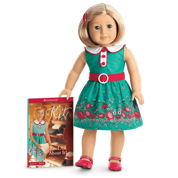 American Girl doll and book at this low price with rare coupon code.