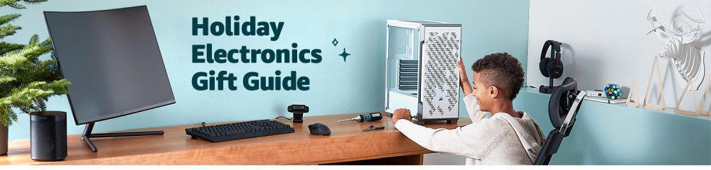 Amazon Black Friday deals for electronics.