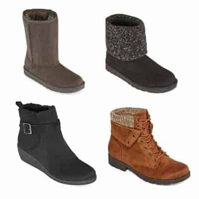 jcpenny boots sale