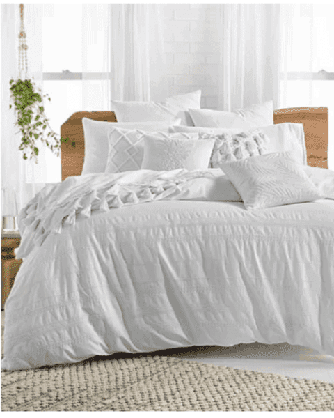 Macy's designer bedding collections Black Friday sale.