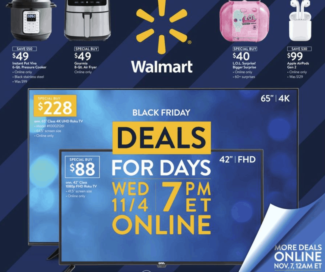 2020 walmart black friday ad