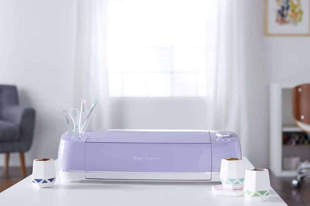 Cricut explore air 2 lavender on sale