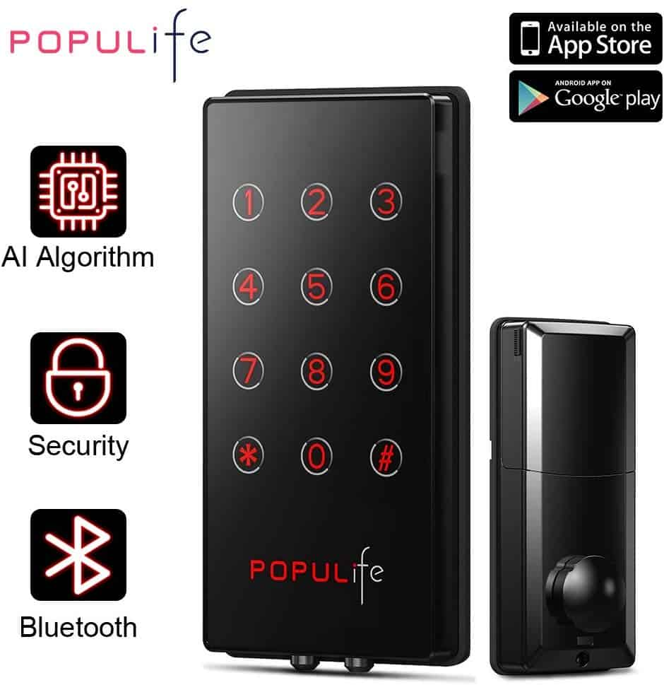 Populife AI algorithm available in the app store and on Amazon prime.