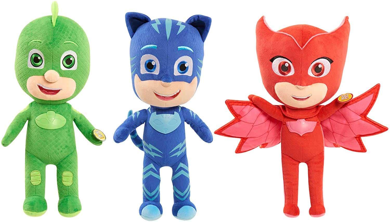 PJ Masks dolls.