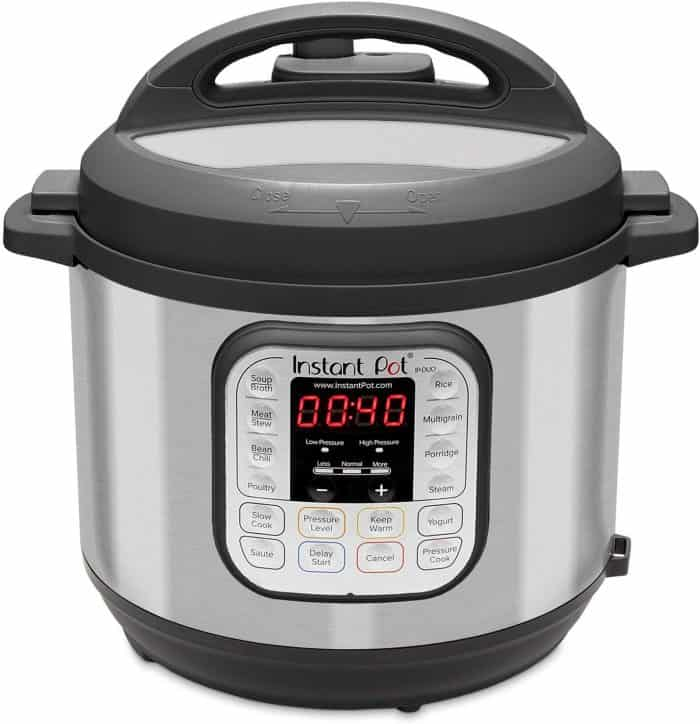 Instant Pot Black Friday and Cyber Monday deals.