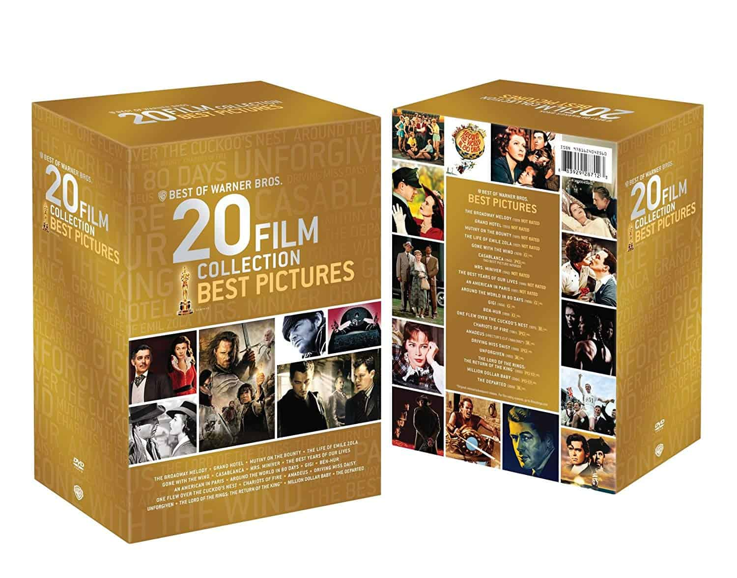 A collection of classic films and best pictures.