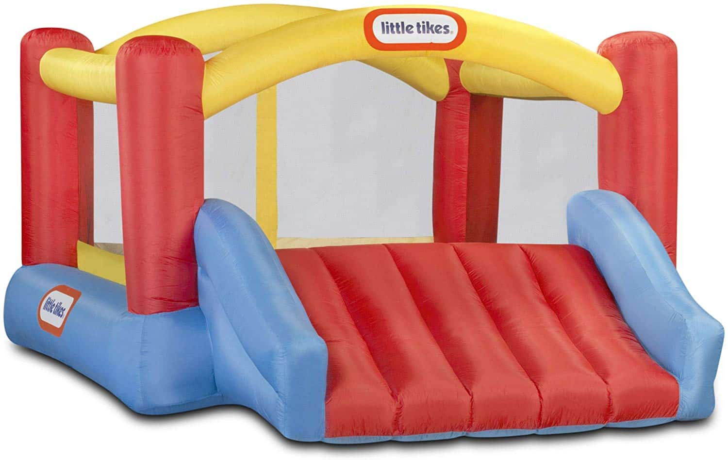 Little Tikes bouncy house and play area.