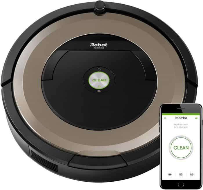 iRobot with the Amazon Cyber Monday sales.