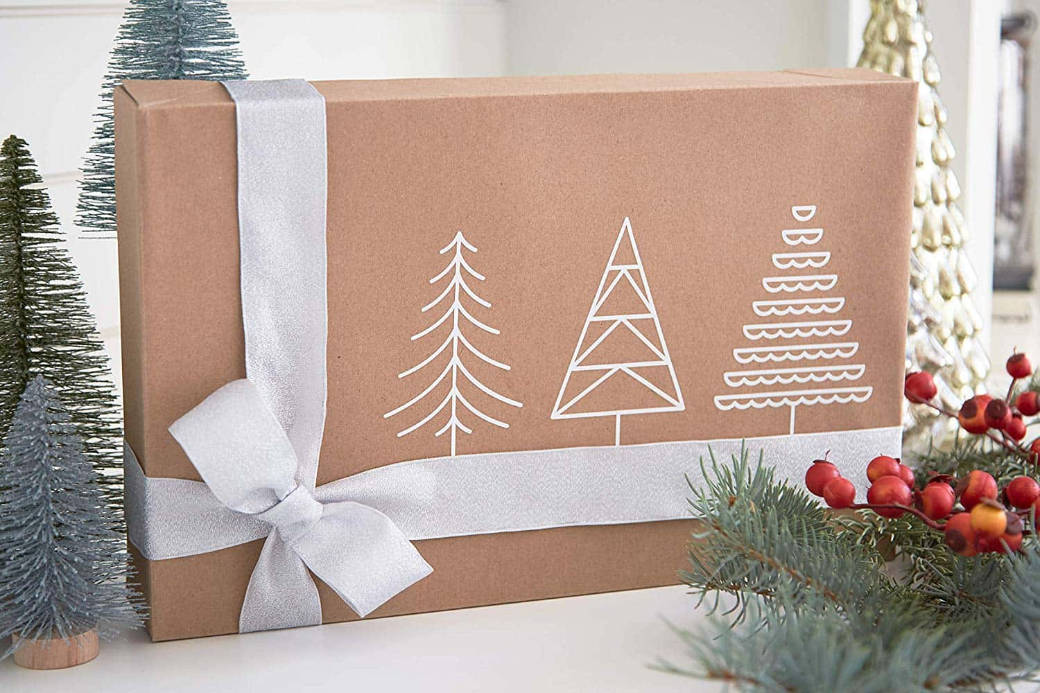 Create your own designs and decorate Christmas presents with a Cricut Explore Air 2 on sale.