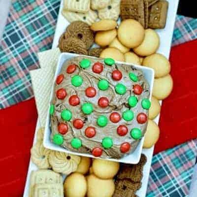 Edible Brownie Batter Dessert Dip Recipe