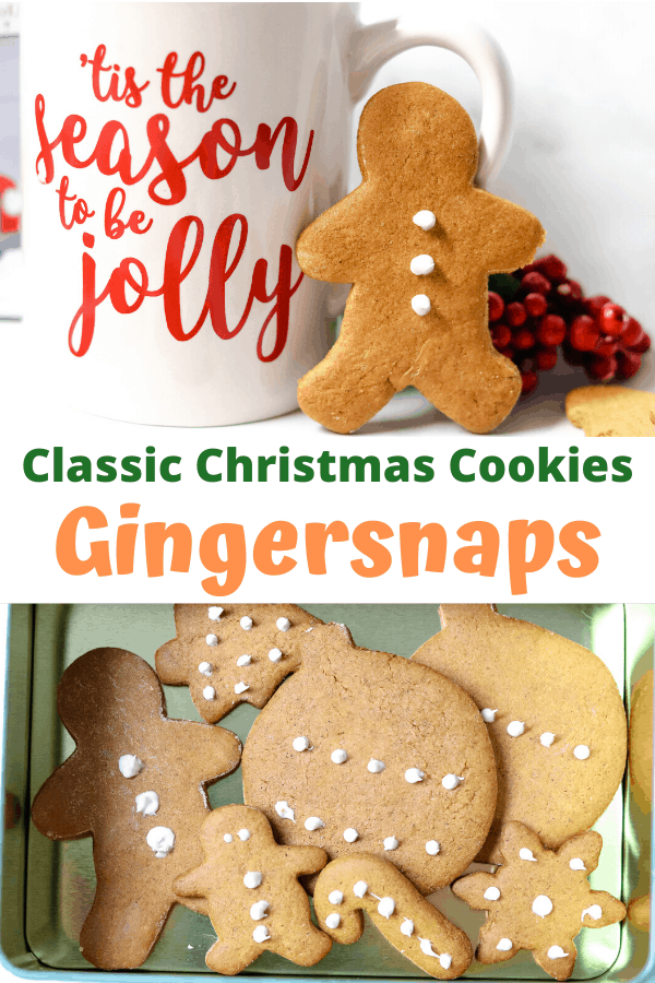 how to make gingersnaps from scratch