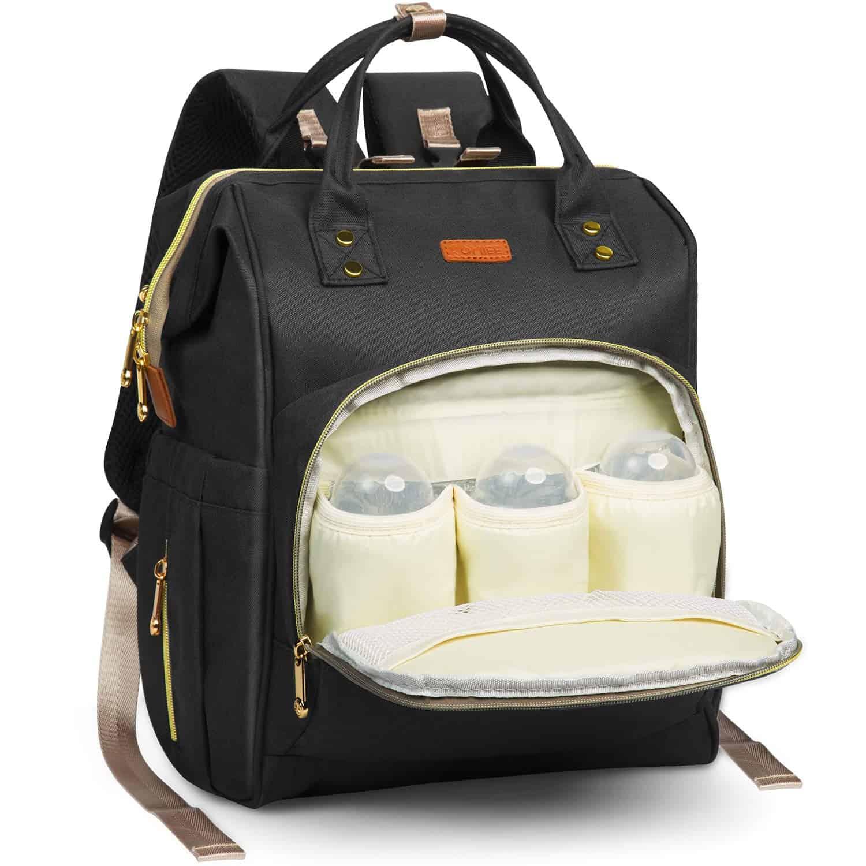 Backpack diaper bag on sale.