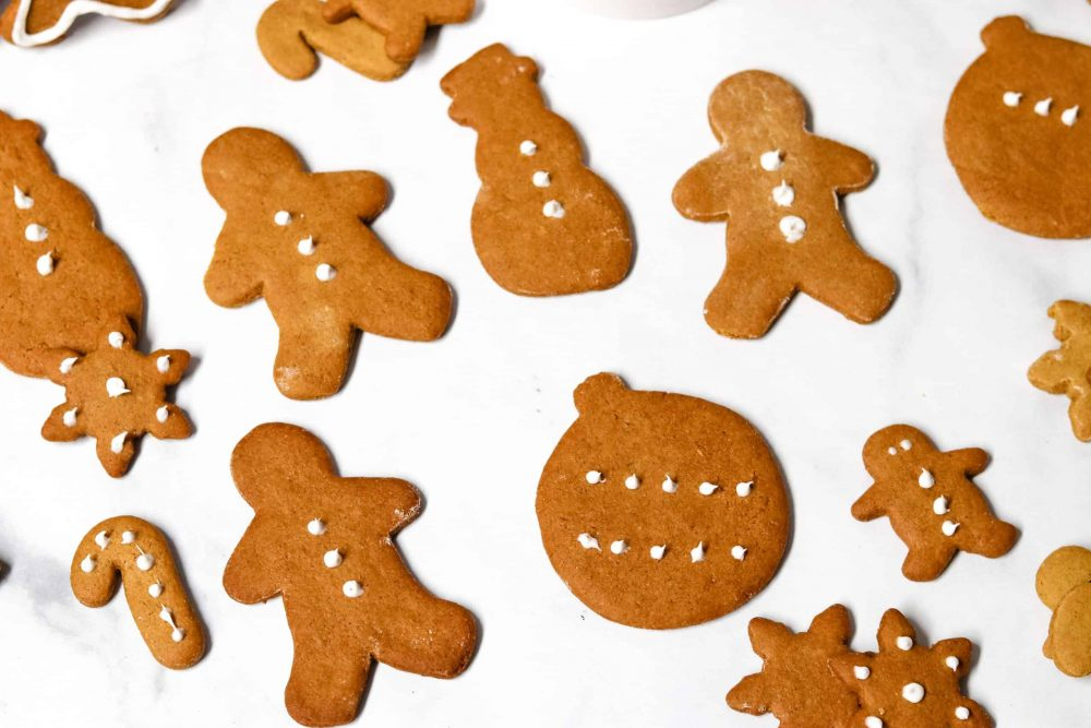 how to make ginger snap cookies