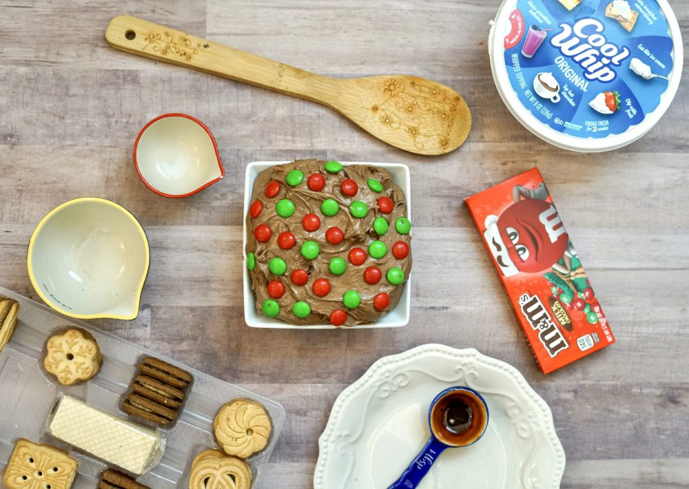 how to make dessert dip