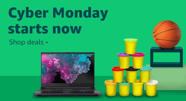 Amazon Cyber Monday deals.