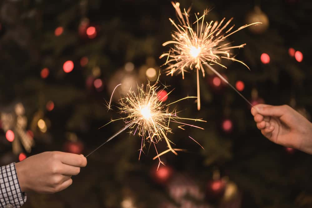 Kid-friendly New Year\'s Eve ideas.