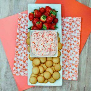 Strawberry Dunkaroo Dip Recipe