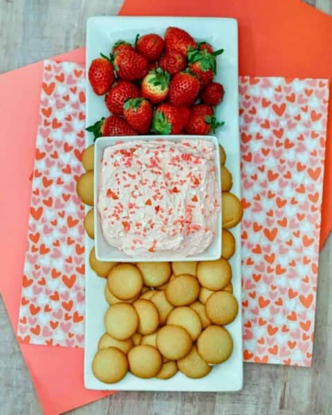Strawberry Dunkaroo Dip Recipe