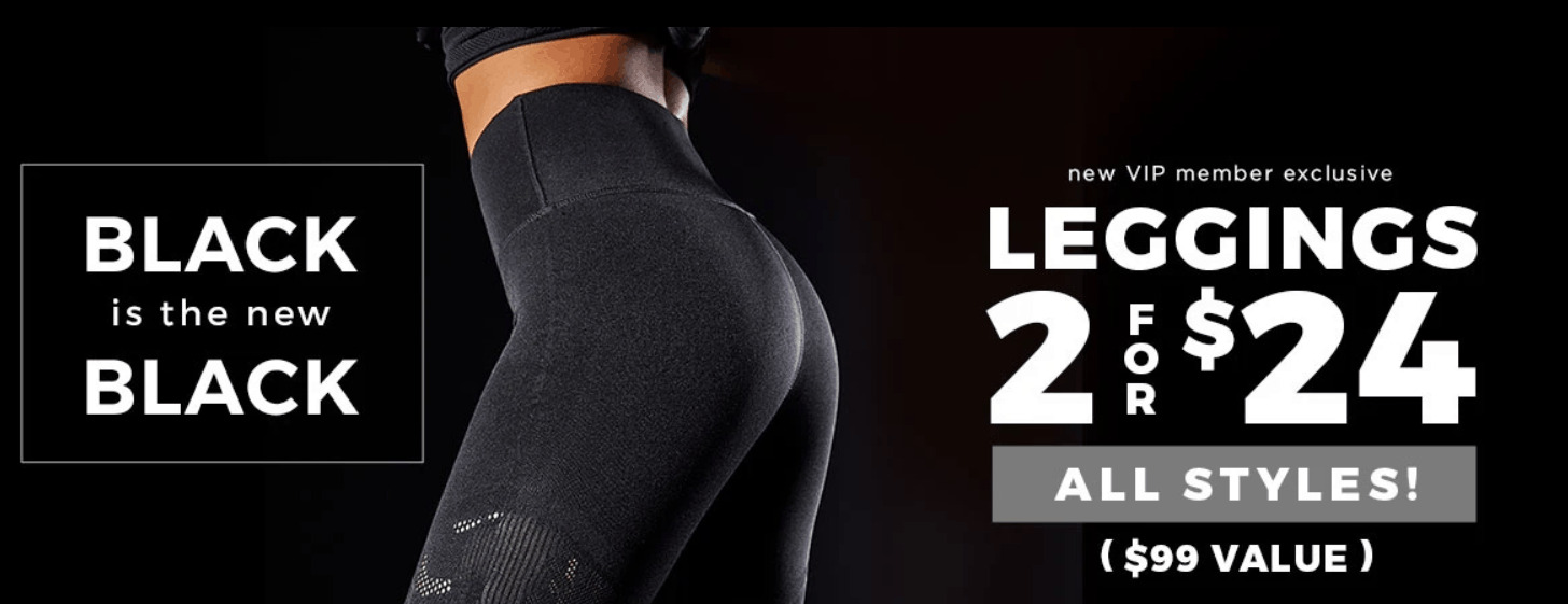 Fabletics legging sale.