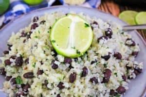 instant pot cauliflower rice recipe