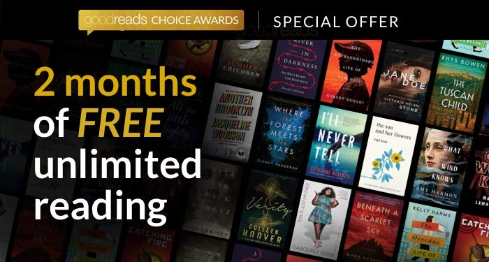 A flat lay of books available on Kindle Unlimited that readers can take advantage of and read for free.