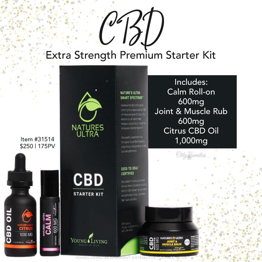 cbd essential oil