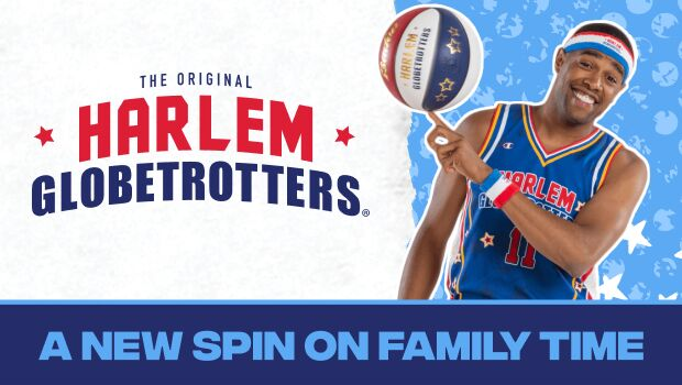 Harlem Globetrotters promo code and review.