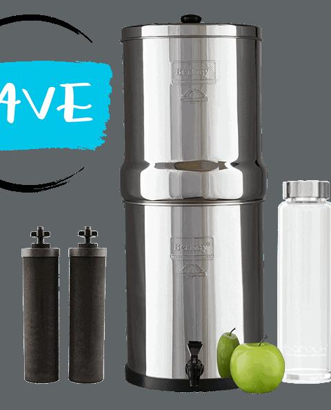 Berkey water filter deals.