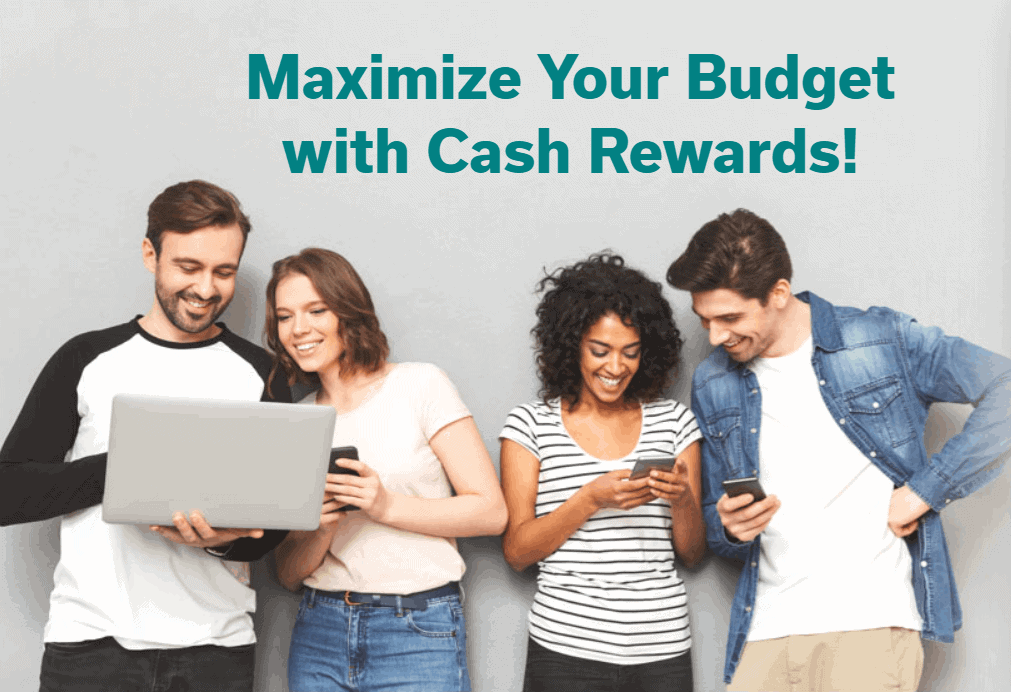 Maximize your budget with cash rewards from Cash Direct Club.