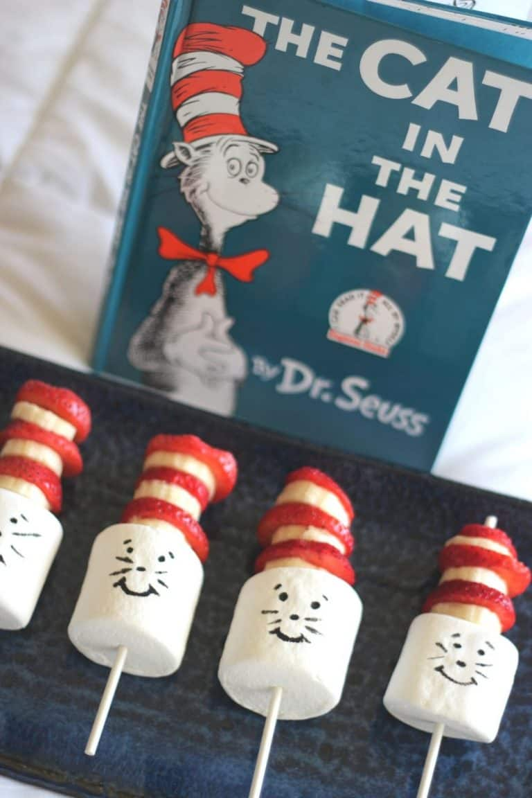 Cat in the Hat Snack.