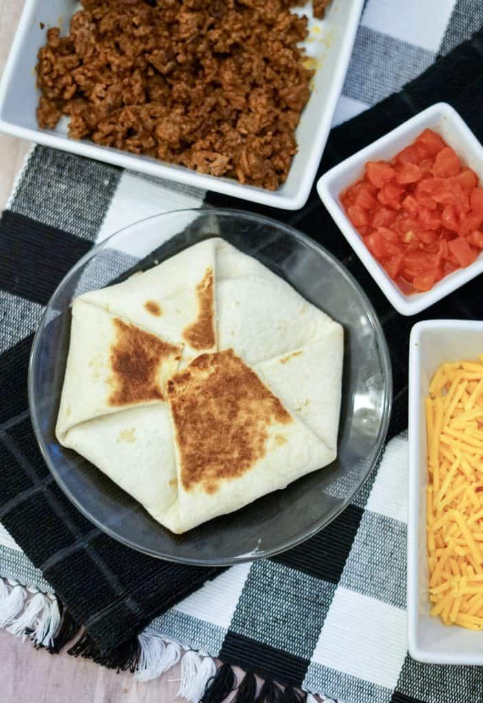 Delicious Crunchwrap Supreme Recipe