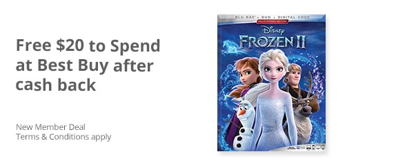 How to get a free copy of Frozen II.